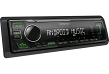 Kenwood KMM-105GY USB ресивер